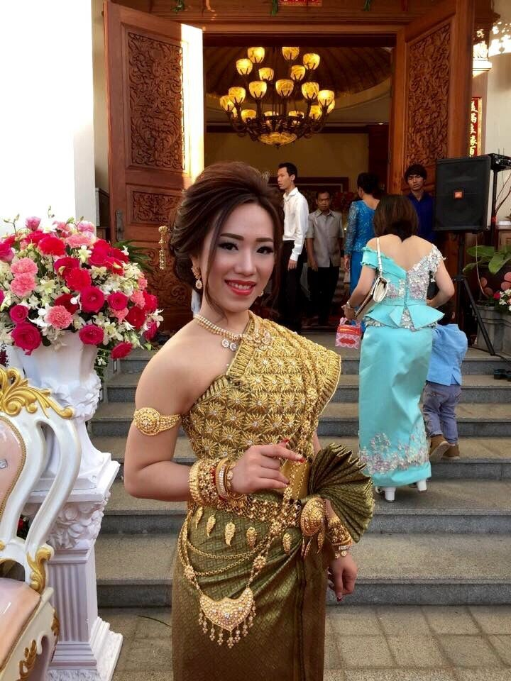 96 Best Images About Cambodia Brides On Pinterest