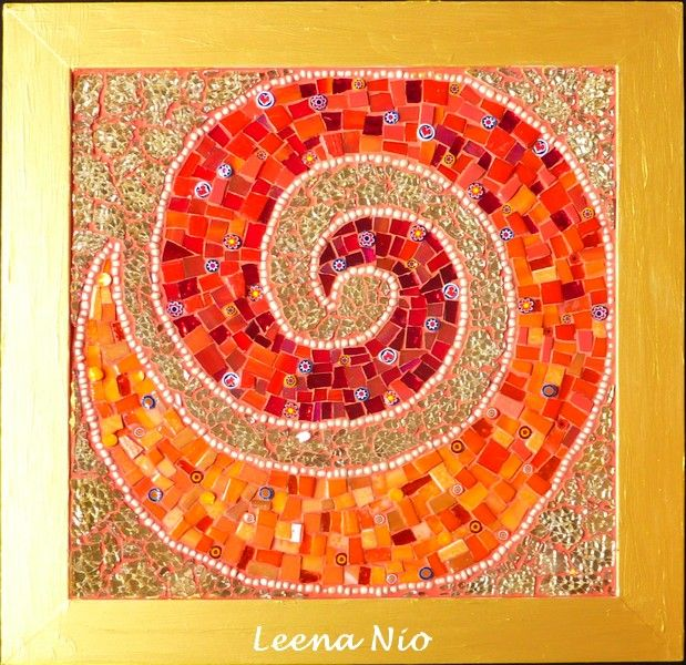 116 Best Images About Mosaic Sun Moon Spirals On Pinterest Mosaic Wall Art Sun And Non Sequitur