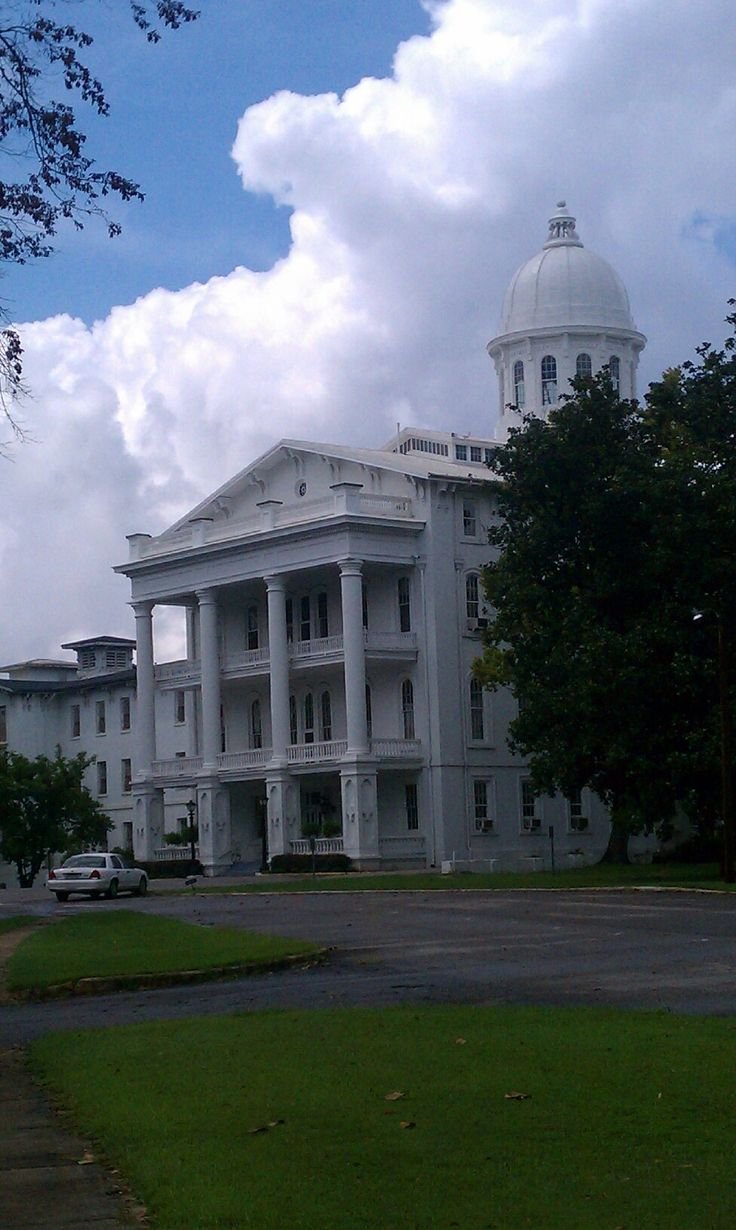 Bryce Hospital, Tuscaloosa, Alabama (next to the