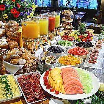 25 Best Ideas About Breakfast Buffet Table On Pinterest
