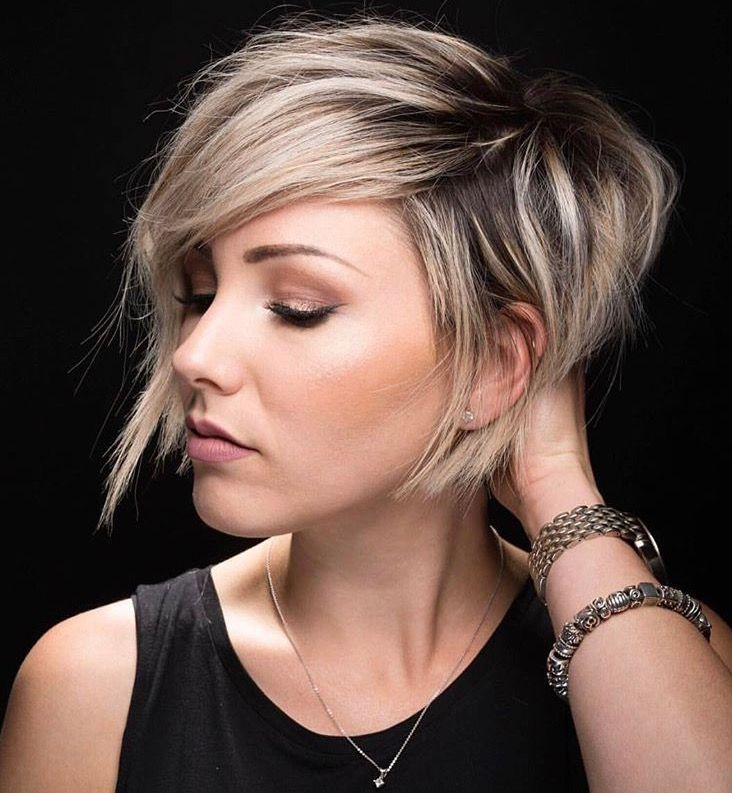 25 Best Ideas About Pixie Haircut Long On Pinterest