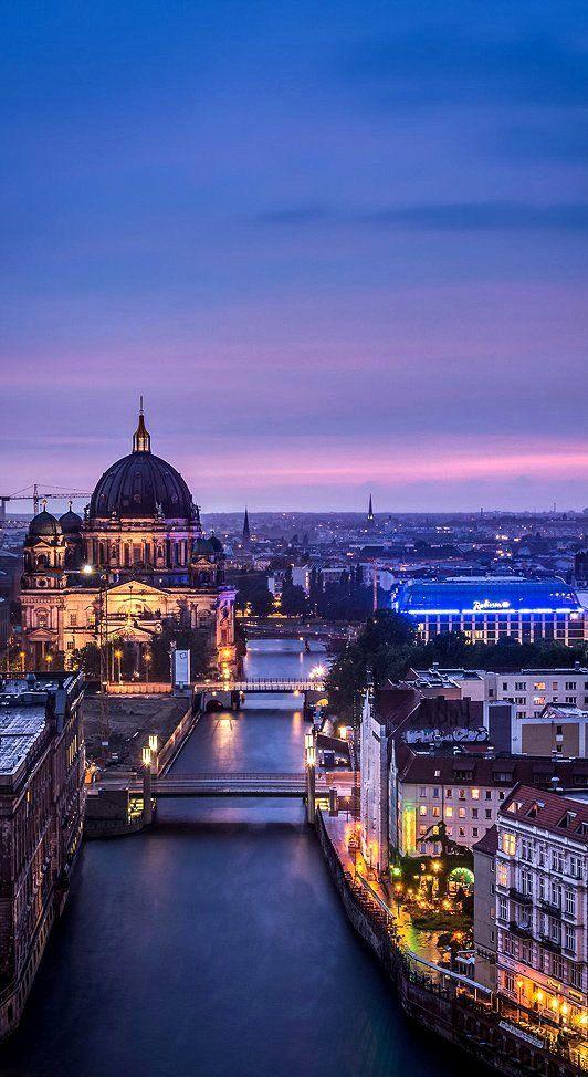 Berlin, Germany...: