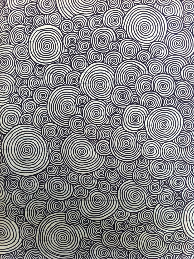 1000 Images About Zentangle Swirls On Pinterest