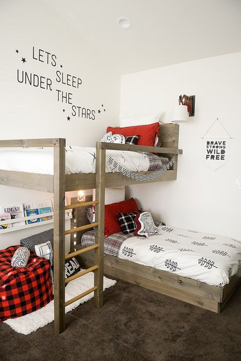 25 Best Ideas About Bunk Bed Plans On Pinterest Loft Bed For Boys Room Kids Bunk Beds And