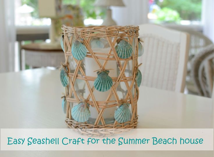 350 Best Images About Shell Crafts On Pinterest