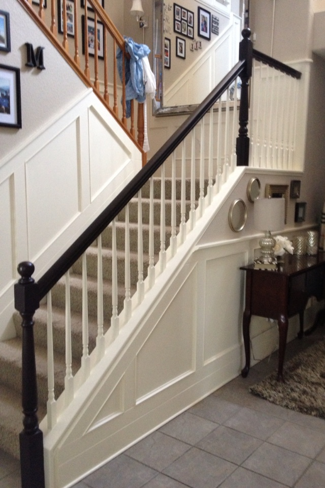 I Would Like To Refinish My Banister And Molding Why Did