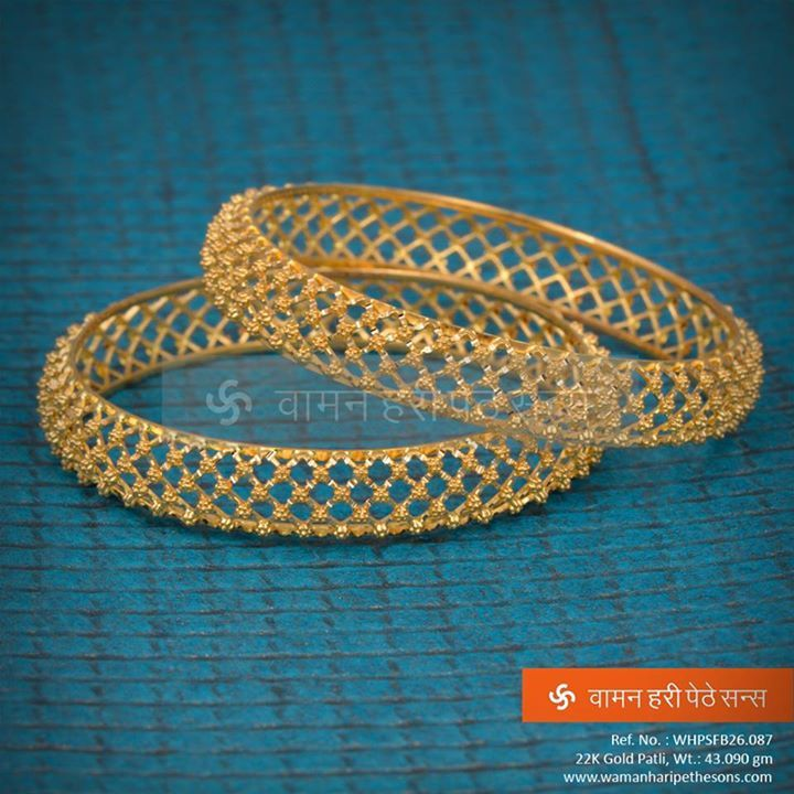 Beautiful Amazing Stunning Gold Patli To Enhance Your