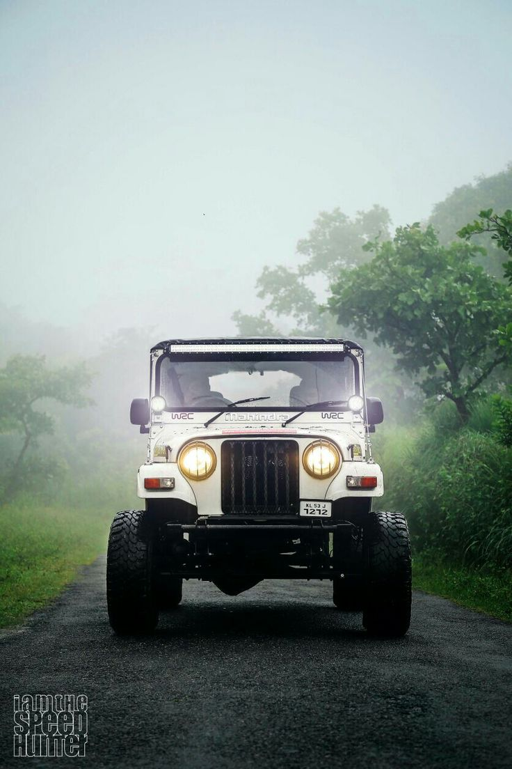 Mahindra Thar Di 4×4 Raised