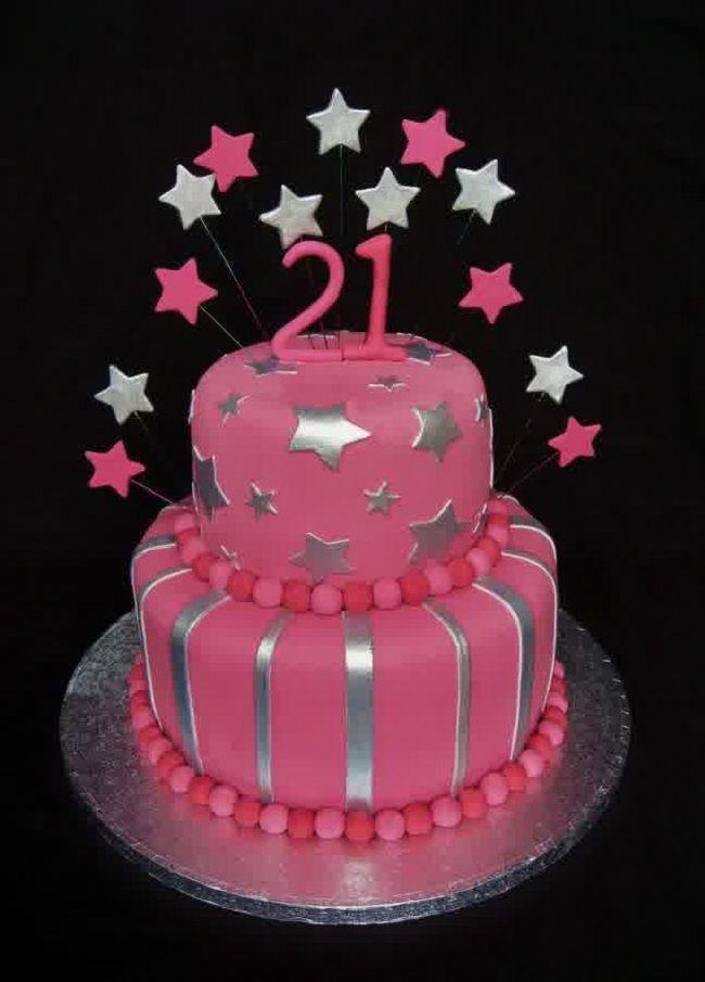 21st Birthday Cakes For Girls New Cake Ideas 21st