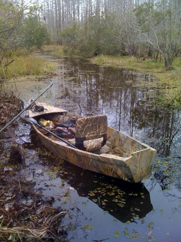 Gator Wooden Boat Plans
