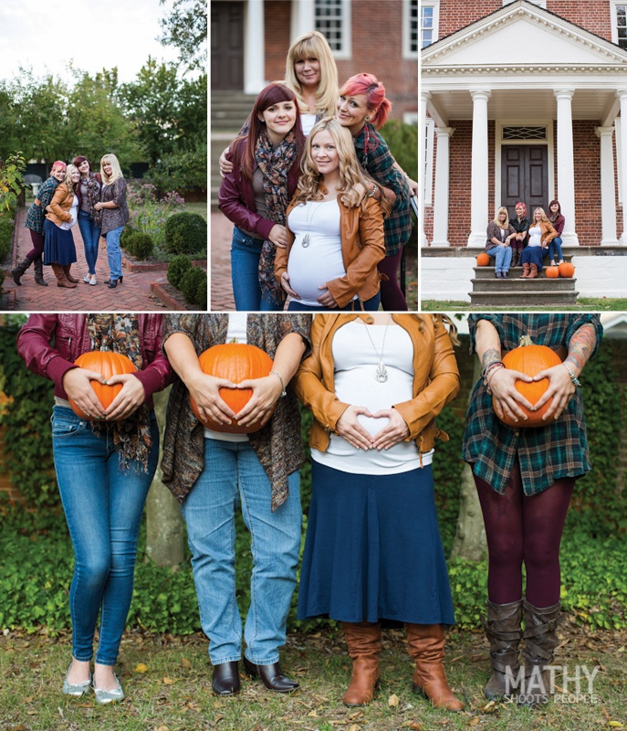 Fall Maternity family shoot! ) by Mathy Shoots People