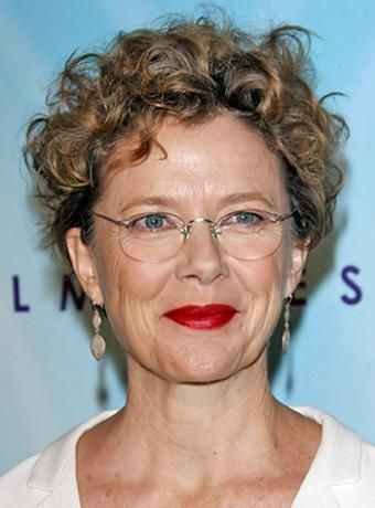 Annette Bening Hairstyle Short Curls Hairstyle Channel