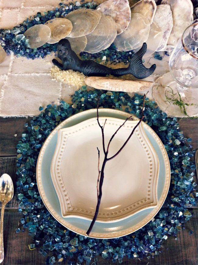 Ocean Wedding Decorations