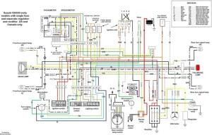 Suzuki Gs550 wiring diagram | Motorcycles | Pinterest