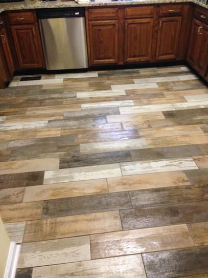 MARAZZI Montagna Wood Vintage Chic 6 In X 24 In Porcelain Floor And Wall Tile 1453 Sq Ft