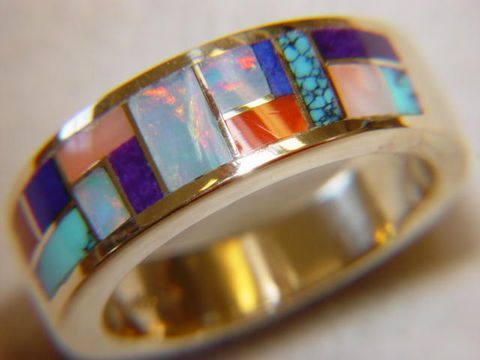 1000 Images About Rings On Pinterest Opals Opal