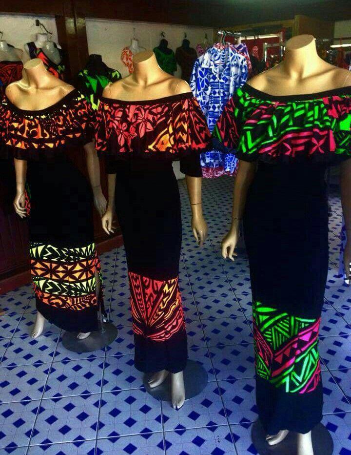 Dancers Hawaiian Outfits