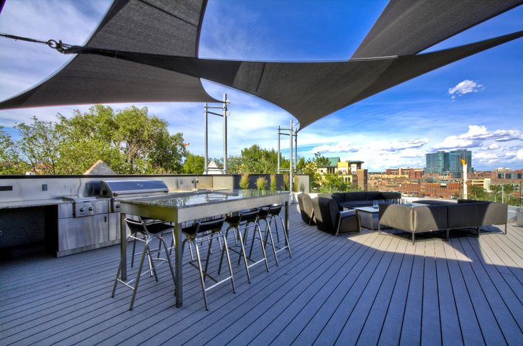 Bright Coolaroo Shade Sail In Patio Contemporary With Deck