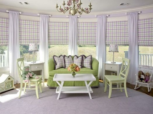 25 Best Ideas About Bow Window Treatments On Pinterest