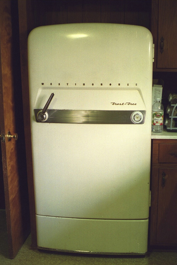 1953 Westinghouse Refrigerator OLD DAYS Pinterest A Well Vintage And The Ojays