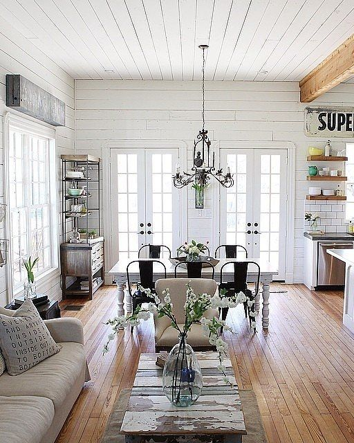 22 Farm Tastic Decorating Ideas Inspired By HGTV Host Joanna Gaines Read More Chic And Double
