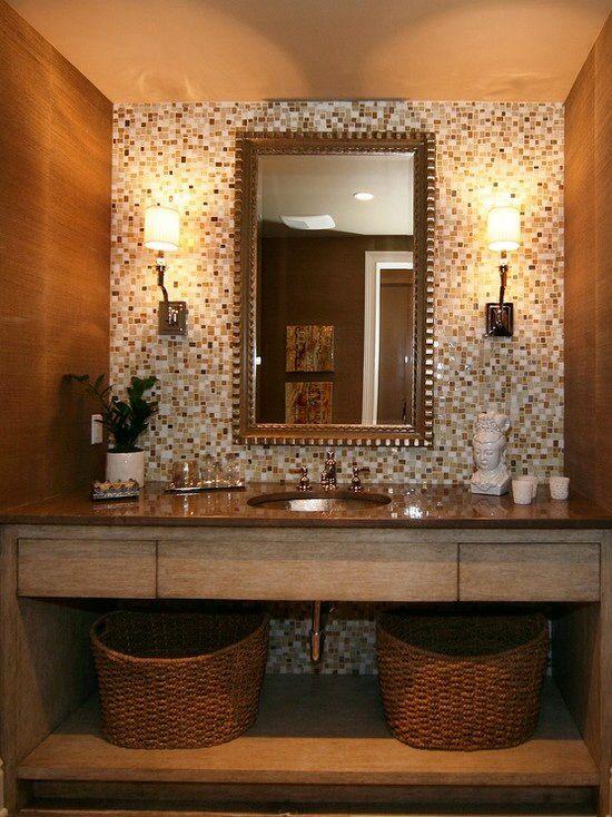 Small bathroom designs   Gorgeous Bathrooms   Pinterest ...