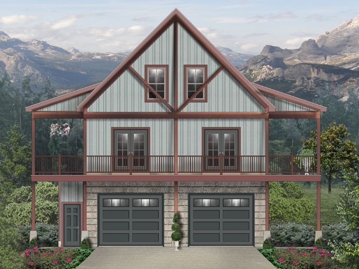 17 Best Ideas About Garage Apartment Plans On Pinterest