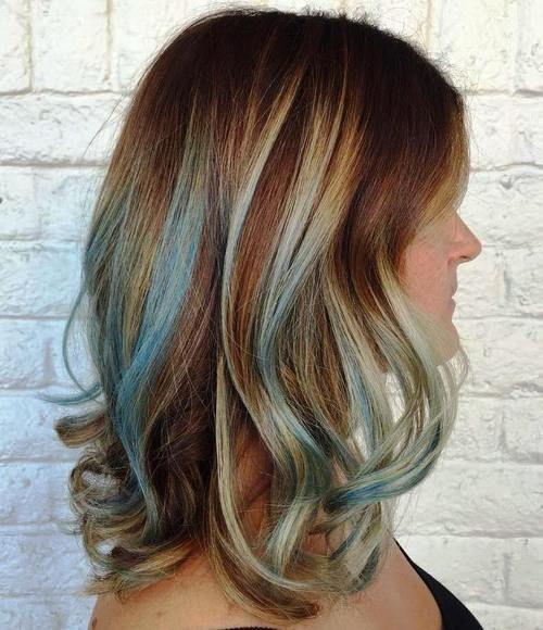 25 Best Ideas About Medium Brown Hairstyles On Pinterest