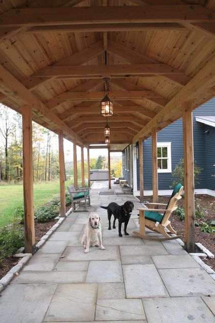 1000 Images About Covered Walkway To Garage On Pinterest