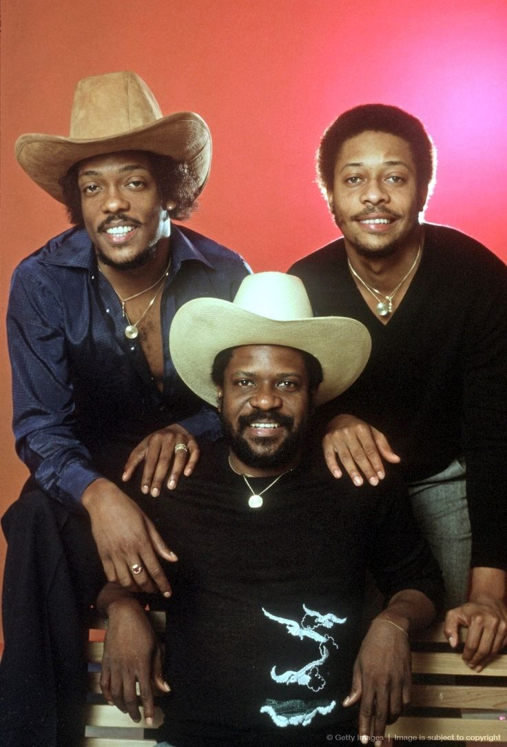 The Gap Band, R+B & funk band comprising of brothers