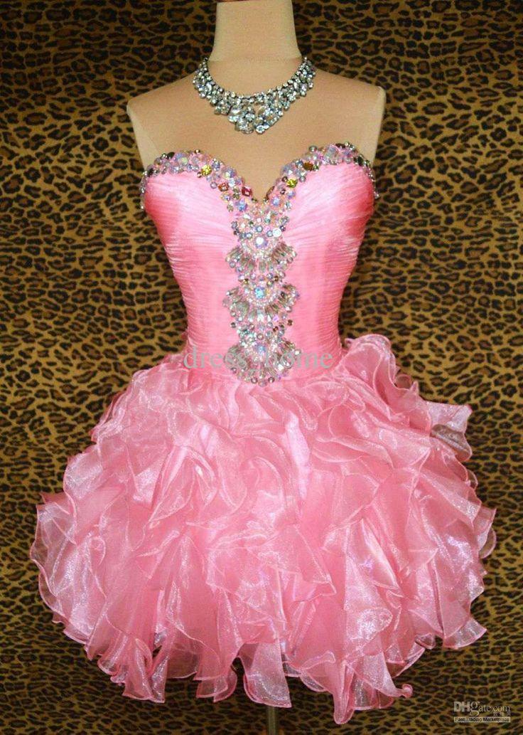Dress Wedding Girly Short