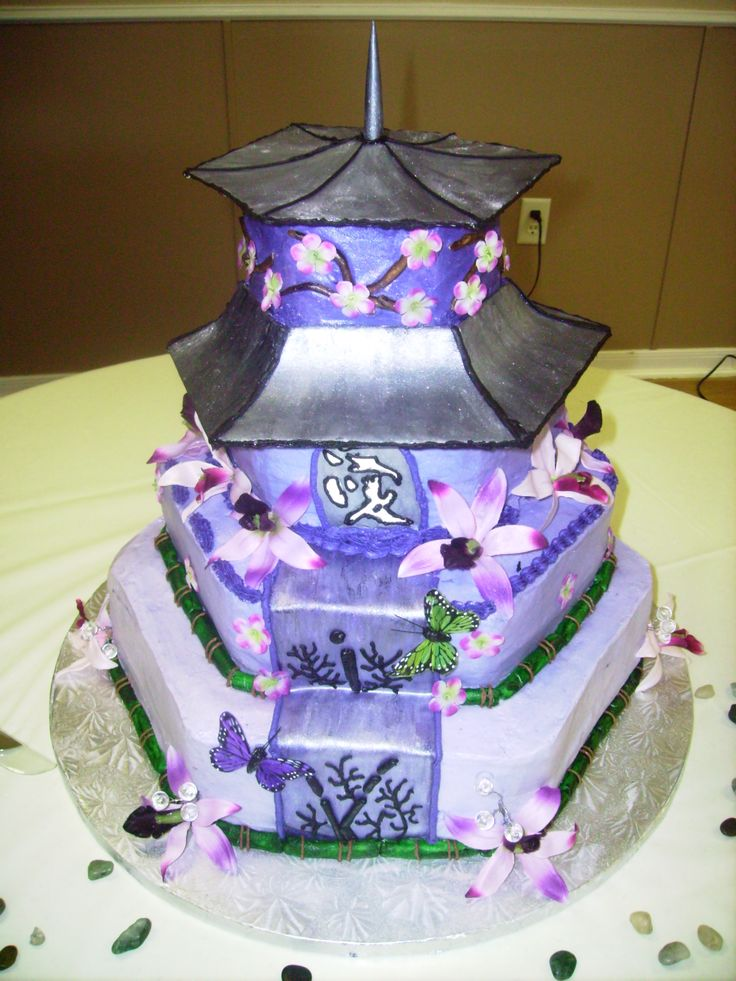 Japanese Pagoda Client Having An Quot Asian Quot Themed Wedding