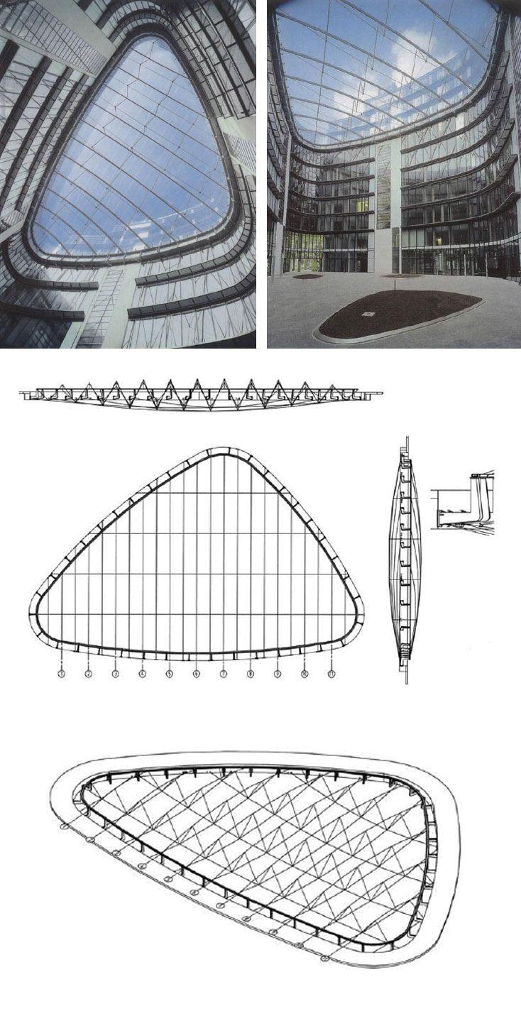 Oval am Baseler Platz, Albert Speer & Partners (2004