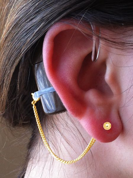 19 Best Images About The HearClip Women CIsHearing