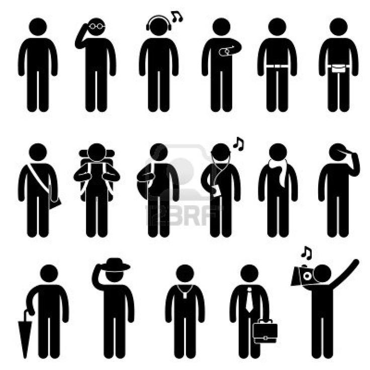 person icon black Google Search Infographics