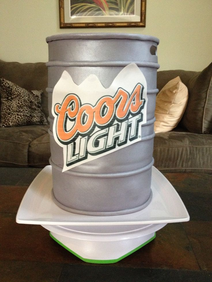 19 Best Ideas About Beer Keg Cake On Pinterest Cake
