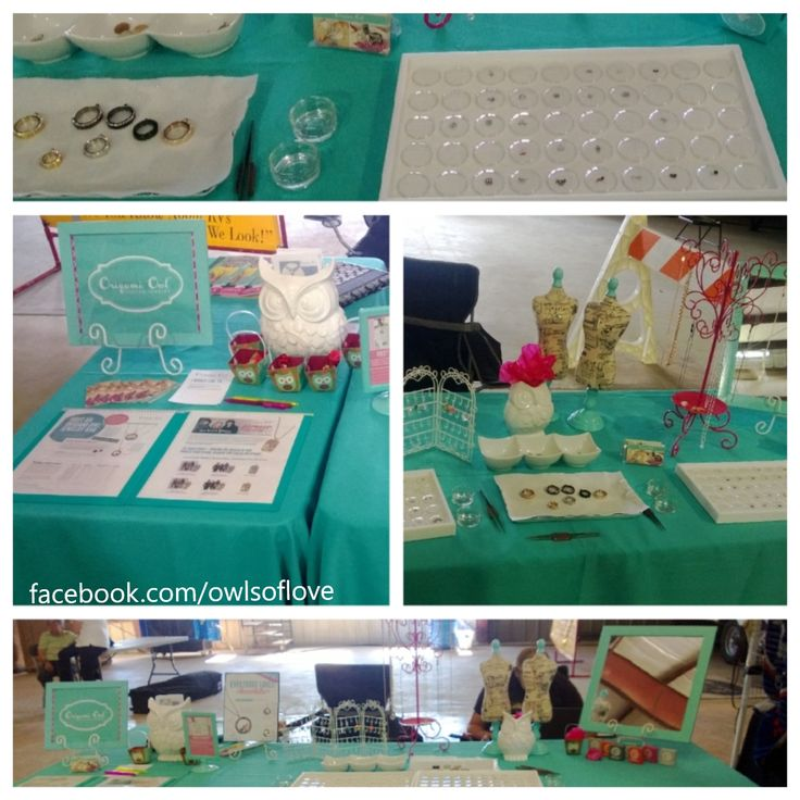 1000 Images About Origami Owl Event Displays On Pinterest