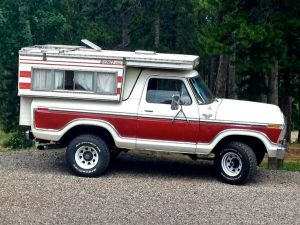 1000 images about truck campers on Pinterest | Chevy, Rigs and Campers