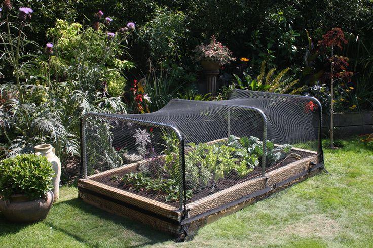 Raised Bed Garden Bird Netting Gardening & Outdoors