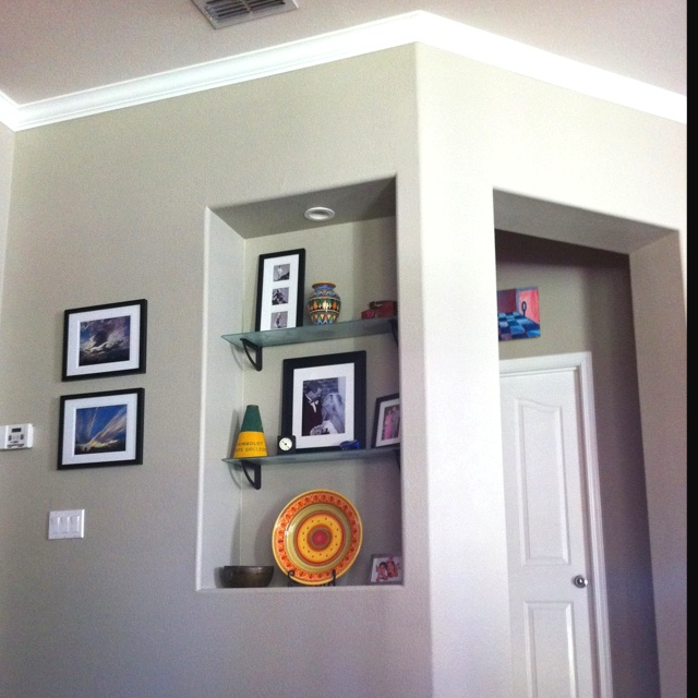 Valspars Frappe Colored Matched To Olympic Zero VOC Loving This Color Grey Pinterest