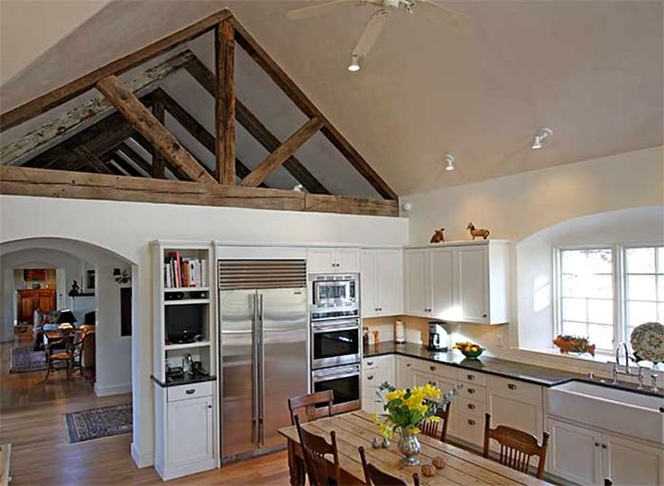 17 Best Images About Ceilings On Pinterest Roof Trusses Vaulted Ceilings And Exposed Wood