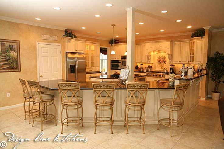 Kitchen Iland Kitchen Islands Tuscan French Country