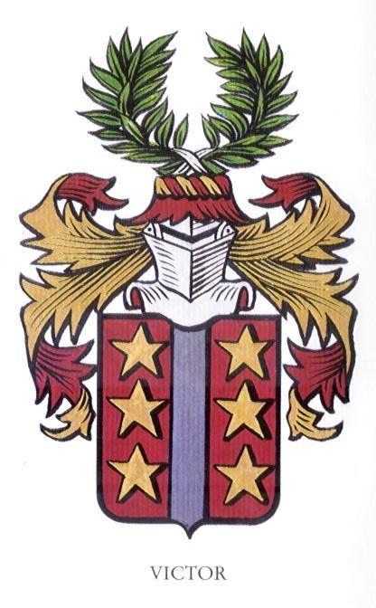 Sorensen Family Crest Denmark