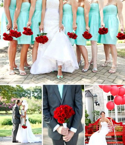 7 Tips on Finding the Right Color Theme for Your Wedding @Rachel Litton