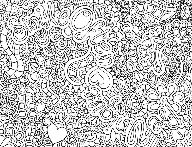 coloring pages abstract coloring pages and coloring on pinterest