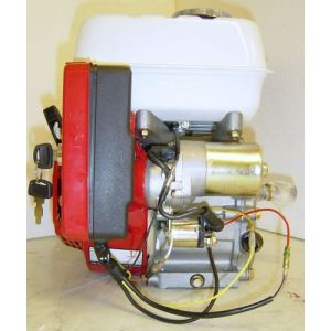 Honda Gx390 Electric Start Wiring Diagram ~ I just got a GX390 engine  | GX270 | Pinterest