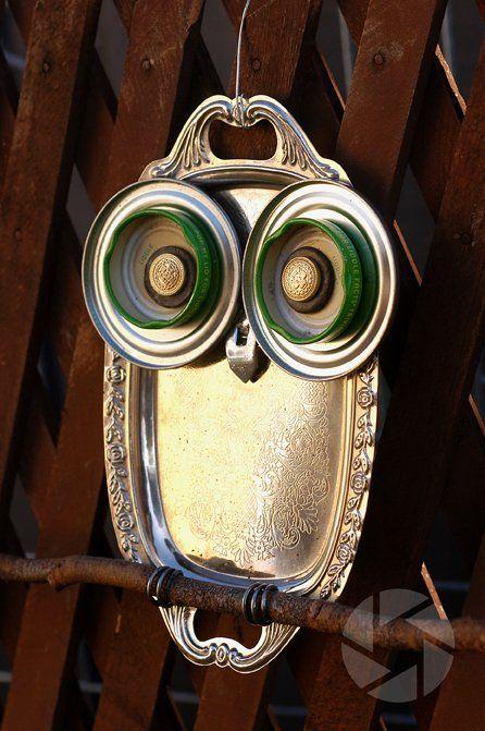 owl ……………tray