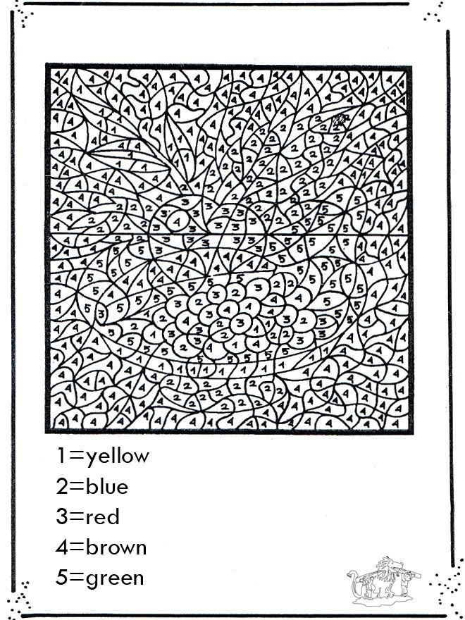 1000 images about color by number on pinterest color by