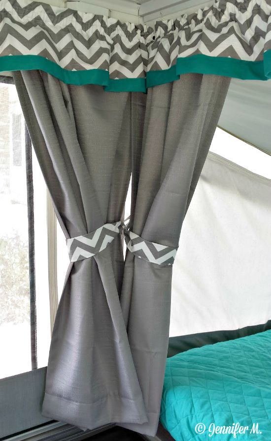 32 Best Images About Camper Curtains Amp Windows On