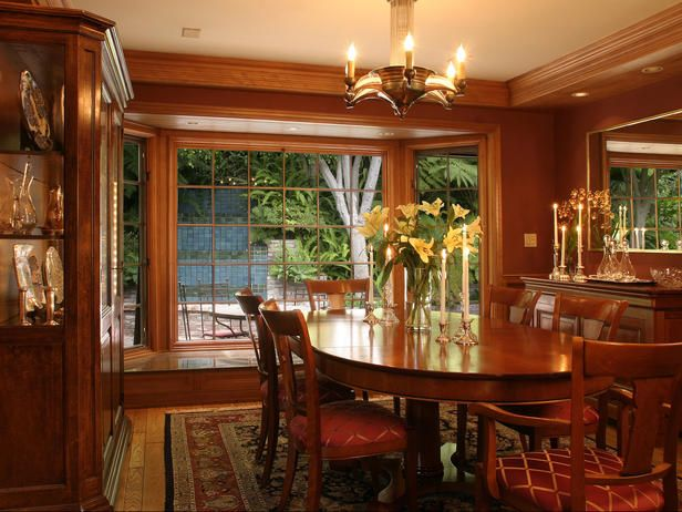 18 Best Images About Red Dining Room Ideas On Pinterest